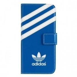 Adidas Booklet case iPhone 5C blauw