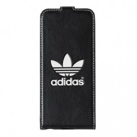 Adidas flip case iPhone 5C zwart