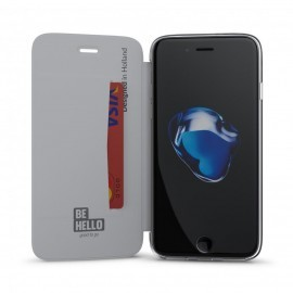 BeHelloBook Case iPhone 6(S) / 7 zwart