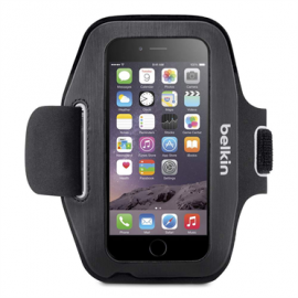 Belkin Sport-Fit sportarmband iPhone 6 zwart