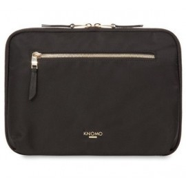Knomo Mayfair Knomad II Zip Around Folio 10'' zwart