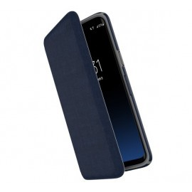 Speck Presidio Folio Galaxy S9 heathered eclipse blauw