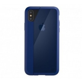 Element Case Illusion iPhone XS Max blauw