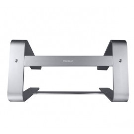 Macally Aluminium Macbook/Laptop Stand space gray