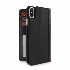 Twelve South Bookbook iPhone XS Max zwart