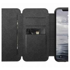 Nomad Rugged Case Tri-Folio iPhone X / XS bruin