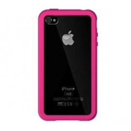 MicroShield Accent iPhone 4 Crystal Case Roze