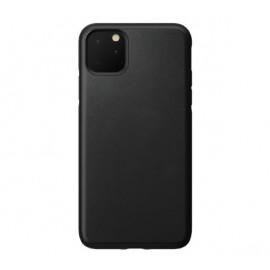 Nomad Rugged Leather Case iPhone 11 Pro Max zwart