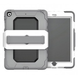Griffin Survivor Medical iPad 2017 9.7 Handstrap Wit/Grijs