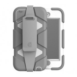 Griffin Survivor Medical iPod Touch 5th/6th Gen Wit/Grijs