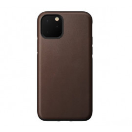Nomad Rugged Leather Case iPhone 11 Pro Max bruin