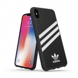 Adidas OR Moulded Case iPhone XS Max zwart