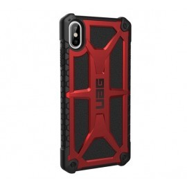 UAG Hard Case Monarch iPhone XR rood