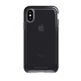 Tech21 Evo Check Apple iPhone X / XS transparant zwart