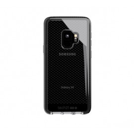 Tech21 Evo Check Samsung Galaxy S9 transparant zwart
