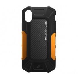 Element Case Formula case iPhone X zwart / oranje