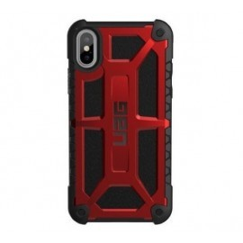 Urban Armor Gear iPhone X Monarch Rood
