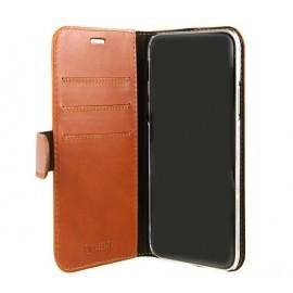 Valenta Booklet Classic Luxe iPhone XR bruin