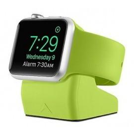 C&S Charging Dock Apple Watch 1 / 2 / 3 groen