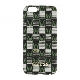 Guess Jet Set Hardcase iPhone 6(S) groen