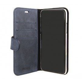 Valenta Booklet Classic iPhone X Luxe Vintage Blue