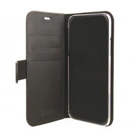 Valenta Booklet Classic Luxe iPhone X zwart