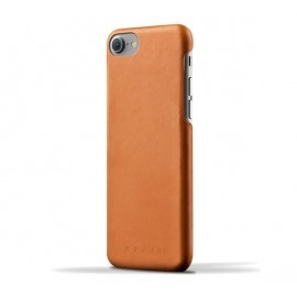 Mujjo Leather Case iPhone 7 / 8 / SE 2020 bruin