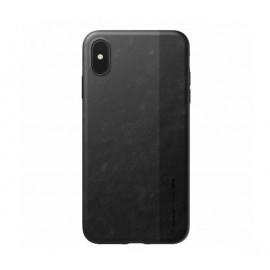 Nomad Carbon Case iPhone XS Max zwart