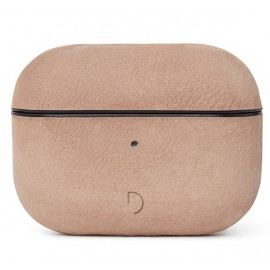Decoded Airpod Pro Leather Case roze