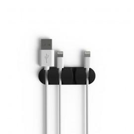 Bluelounge CableDrop multi 2-pack zwart