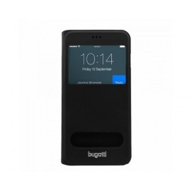 Bugatti Bookcase Lausanne iPhone 6(S) zwart