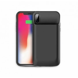C&S Rock Pack batterij hoesje iPhone X / XS zwart