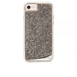 Case-Mate Brilliance Tough Case iPhone 6(S) / 7 / 8 / SE 2020 goud/zilver