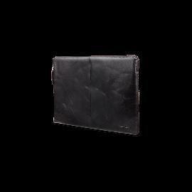 dbramante1928 Skagen MacBook 15 inch Sleeve donker bruin