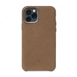 Decoded Bio Leather case iPhone 11 Pro tan