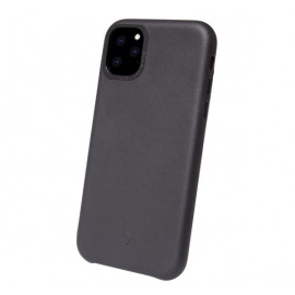 Decoded Leren case iPhone 11 Pro zwart