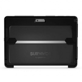 Griffin Survivor Slim Case Microsoft Surface Pro 3 grijs/zwart