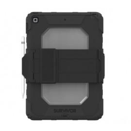 Griffin Survivor All-Terrain iPad 10.2 2019 / 2020 zwart