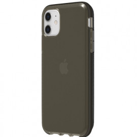 Griffin Survivor Clear iPhone 11 zwart