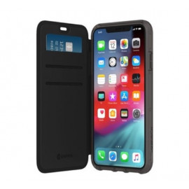 Griffin Survivor Clear Wallet iPhone 11 Pro clear / zwart