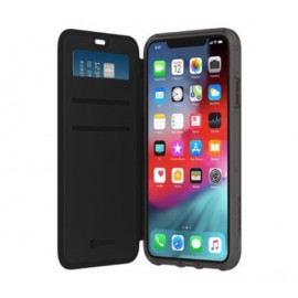 Griffin Survivor Clear Wallet iPhone 11 Pro Max clear / zwart
