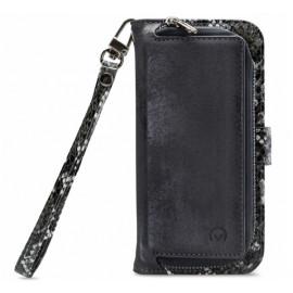 Mobilize 2in1 Gelly Wallet Zipper Case iPhone 12 Pro Max zwart / snake