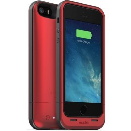 Mophie Juice Pack Air iPhone 5(S)/SE 1700mAh rood