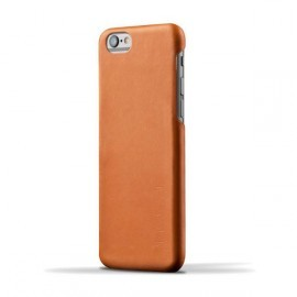 Mujjo Leather Case 80 iPhone 6(S) Plus bruin