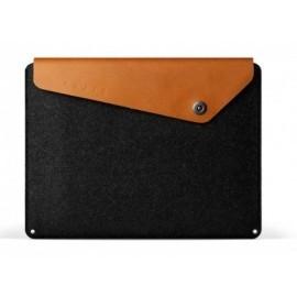 "Mujjo Sleeve MacBook Air/Pro Retina 13"" bruin/grijs"