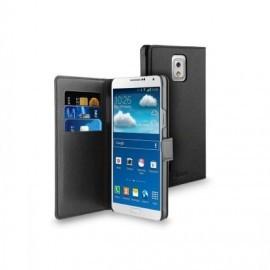 Muvit Wallet Case Galaxy Note 4 zwart