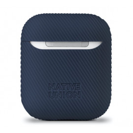 Native Union Curve Airpods Case blauw