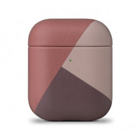 Native Union Marquetry Airpods case roze