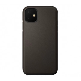 Nomad Active Rugged Leather Case iPhone 11 bruin