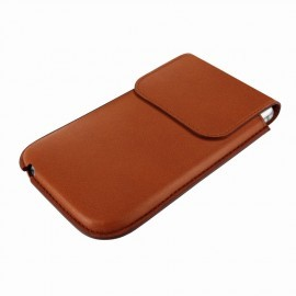 Piel Frama Unipur iPhone 5C/S/SE Sleeve Tan